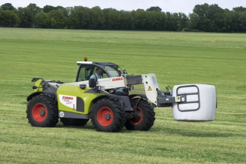 Claas Hay and Forage SCORPION TELEHANDLERS 2018