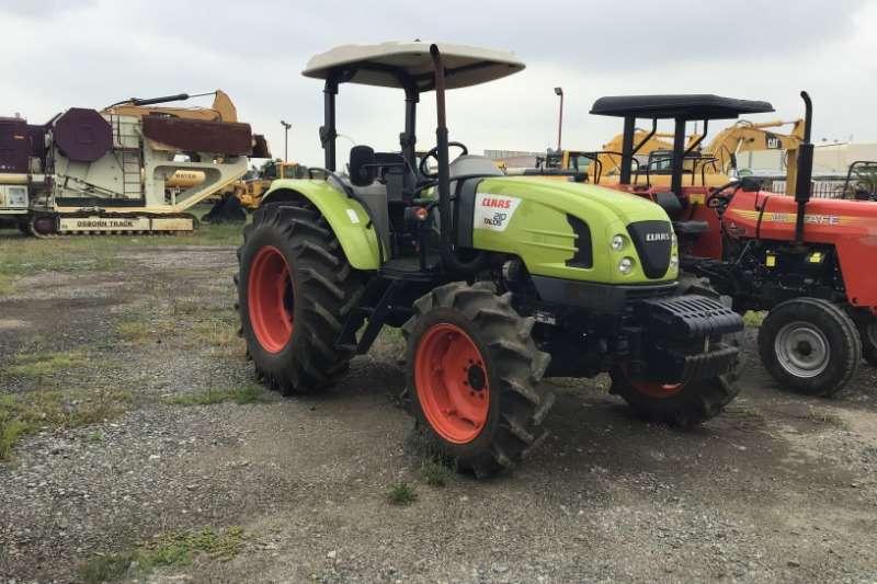 Claas Tractors 2017 Claas Talos 210 2017