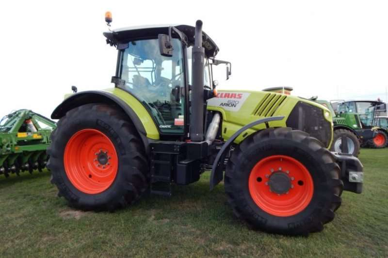 Claas Tractors Arion 620 T4i CIS