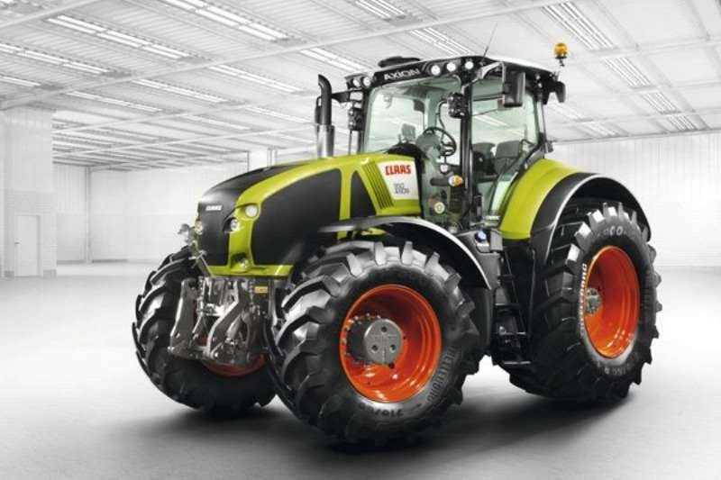Claas Tractors AXION 950 2018