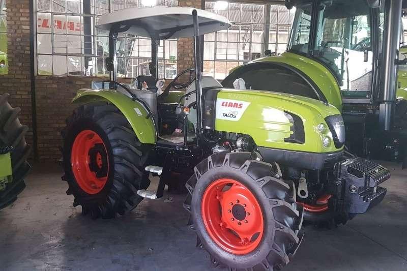 Claas Four wheel drive tractors Claas Talos 230 New Tractors
