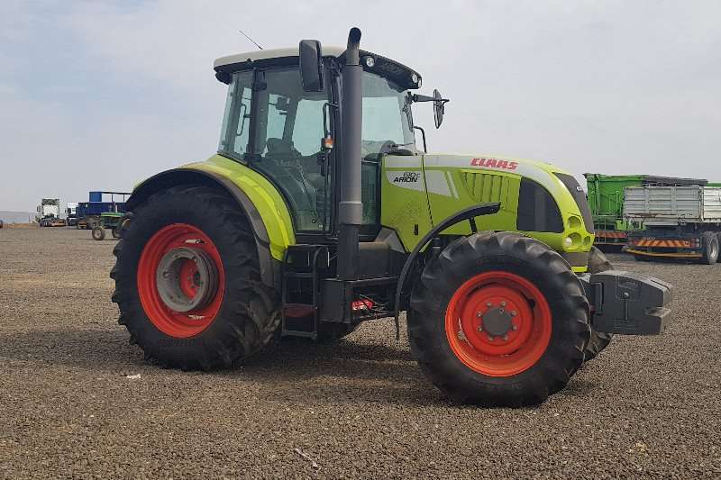 Claas Tractors Other Tractors Claas Arion 610C 2015