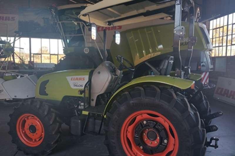 Claas Talos 130   4WD Tractors
