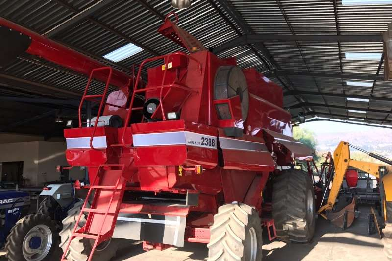 Case 2388 AXIAL FLOW Combine harvesters and harvesting equipment