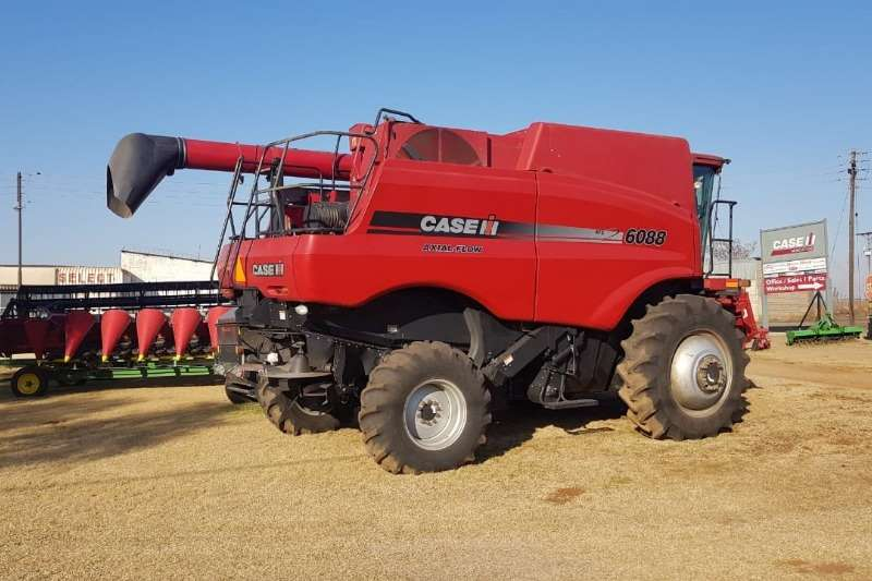 Case Grain harvesters Case IH 6088 Combine harvesters and harvesting equipment