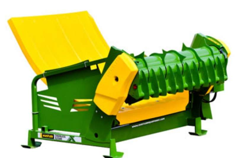Chainless X2500 Combine harvesters and harvesting equipment