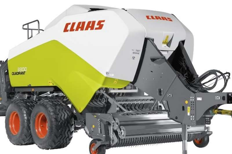 Claas 3300 QUADRANT BALER Combine harvesters and harvesting equipment