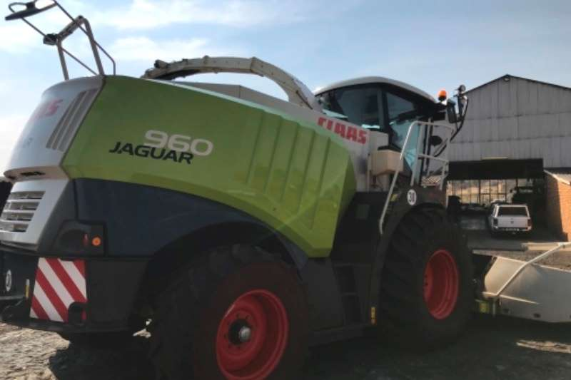Claas Other combine harvesters and harvesting equipment Claas Jauguar 960 Combine harvesters and harvesting equipment