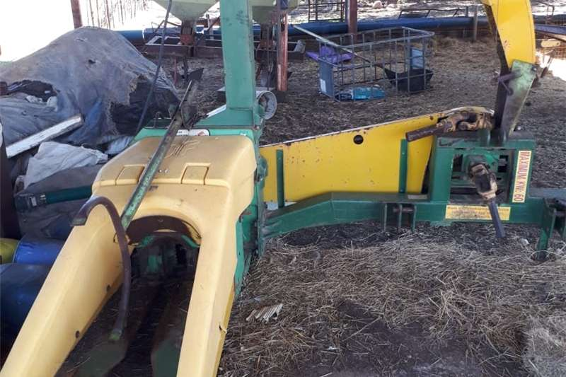 Combine Harvesters and Harvesting Equipment Forage Harvesters JF90 Single row Harvester