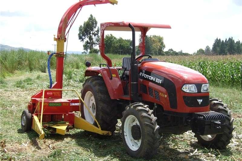 Forage harvesters PREMIUM FLEX HARVESTERS, ROLLS ROYCE OF HARVESTERS Combine harvesters and harvesting equipment