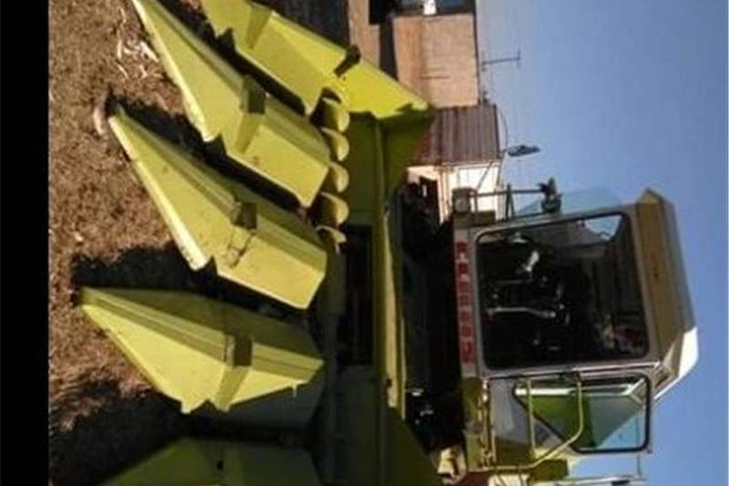Grain harvesters claas dominator 96 tekoop of te ruil Combine harvesters and harvesting equipment