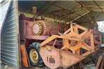 Combine harvesters and harvesting equipment Grain harvesters Ou stroper