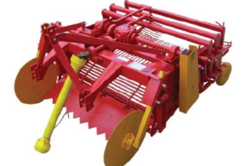 ILGI Potato harvesters 2 Row Potato Harvester Combine harvesters and harvesting equipment