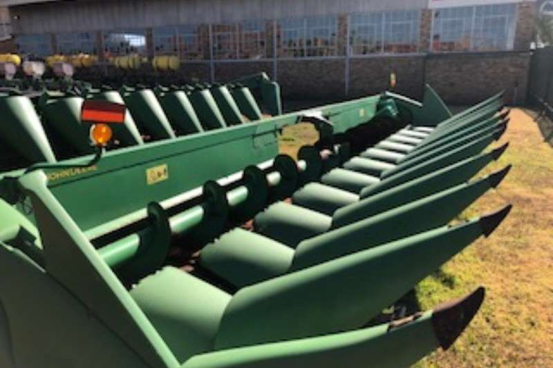 John Deere Maize heads John Deere 1293 Header Combine harvesters and harvesting equipment