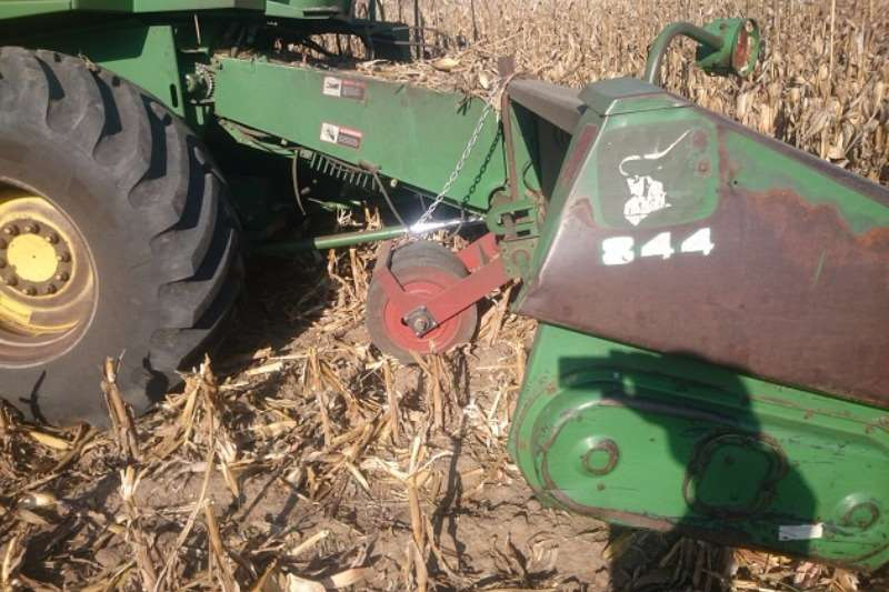 Myburgh Toerusting Tafel roller Combine harvesters and harvesting equipment