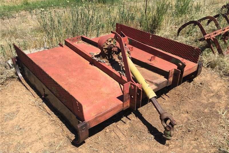 Combine Harvesters and Harvesting Equipment Other Combine Harvesters and Harvesting Equipment 1,5m bossiekapper