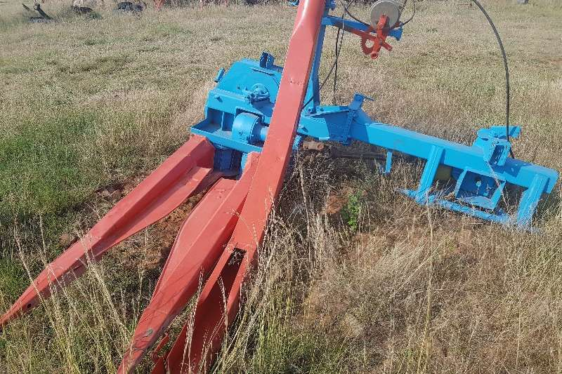 Other combine harvesters and harvesting equipment 1 row Mengele Silage harvester / cutter/ kuilvoer Combine harvesters and harvesting equipment