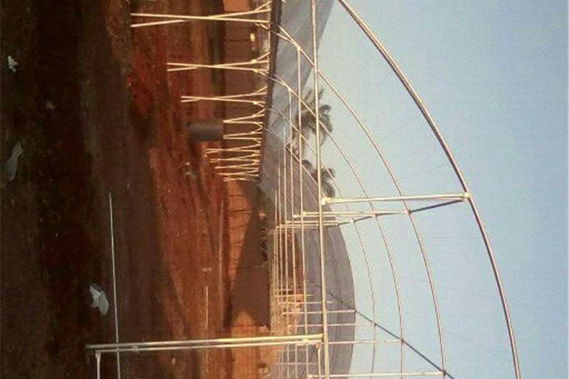 Combine Harvesters and Harvesting Equipment Other Combine Harvesters and Harvesting Equipment 10m by 30m by 4,2m high vegetable greenhouse