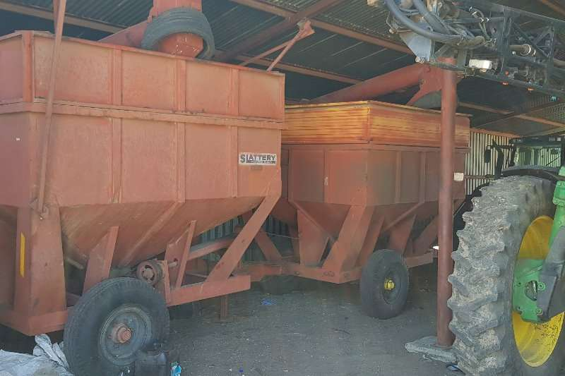 Other combine harvesters and harvesting equipment 5 ton Slattery tapkar Combine harvesters and harvesting equipment