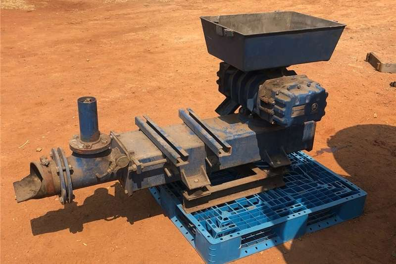 Combine Harvesters and Harvesting Equipment Other Combine Harvesters and Harvesting Equipment Aerzen Grain Blower GM30L