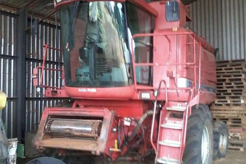 Other combine harvesters and harvesting equipment Axial flow stroper harvester 2188 case Combine harvesters and harvesting equipment