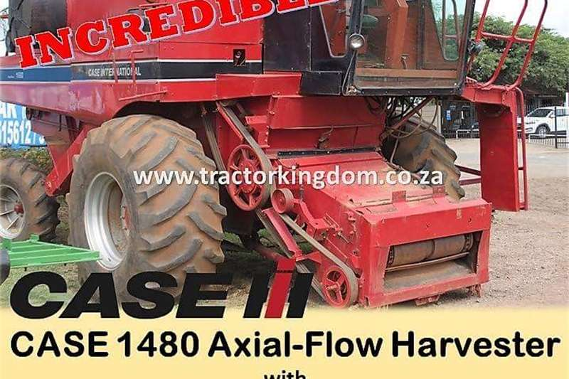 Other combine harvesters and harvesting equipment CASE 1480 Axial Flow Harvester Combine harvesters and harvesting equipment
