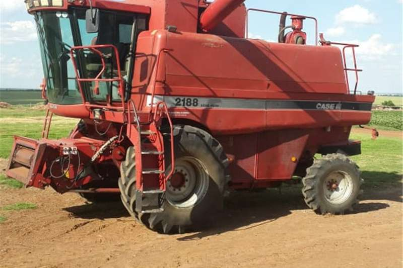 Other combine harvesters and harvesting equipment Case 2188 zero hours Combine harvesters and harvesting equipment
