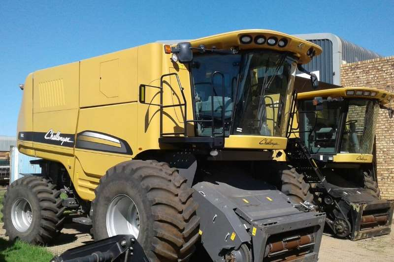 Combine Harvesters and Harvesting Equipment Other Combine Harvesters and Harvesting Equipment Challenger 540