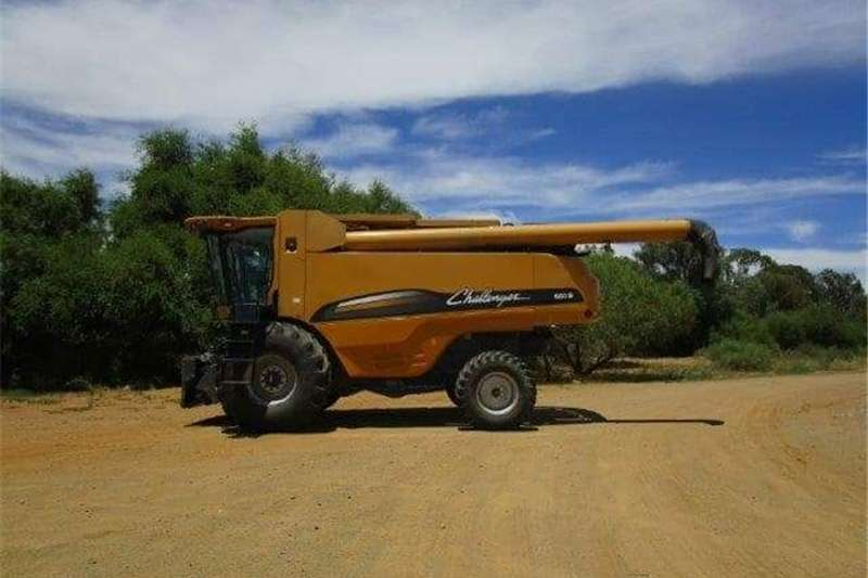 Combine Harvesters and Harvesting Equipment Other Combine Harvesters and Harvesting Equipment Challenger CH660 2011