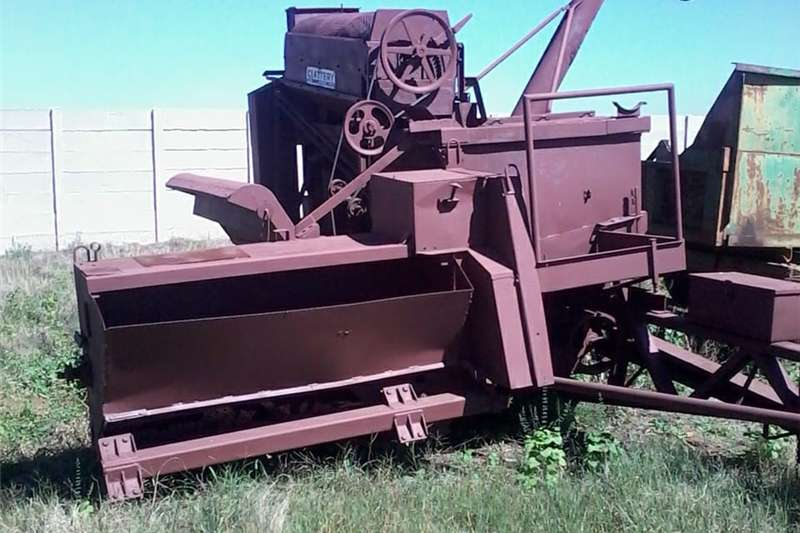 Combine Harvesters and Harvesting Equipment Other Combine Harvesters and Harvesting Equipment Cheap harvester dorsmasjien