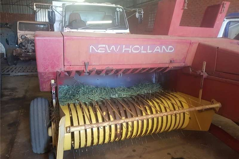 Other combine harvesters and harvesting equipment New holland baler Combine harvesters and harvesting equipment