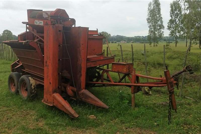 Other combine harvesters and harvesting equipment SLATTERY COMBINE HARVESTER Combine harvesters and harvesting equipment