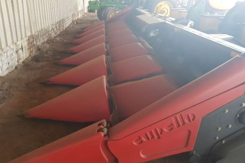 Combine Harvesters and Harvesting Equipment Other Heads Capello