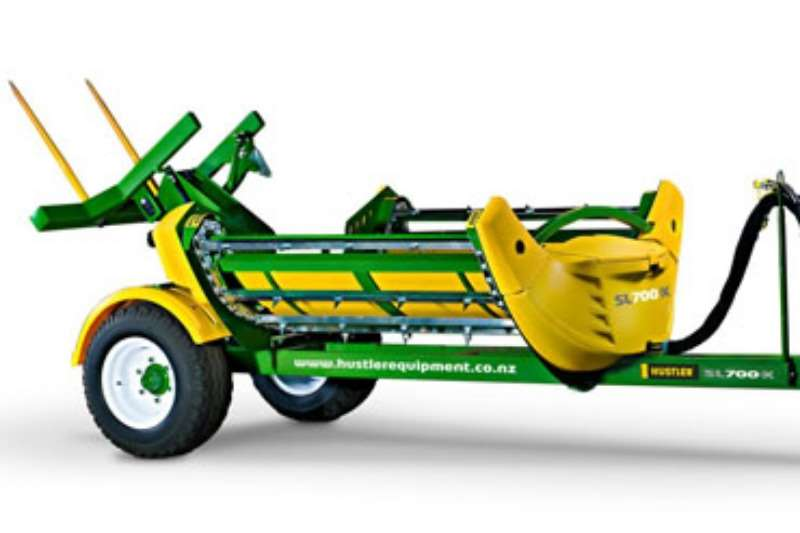 SL700X Combine harvesters and harvesting equipment
