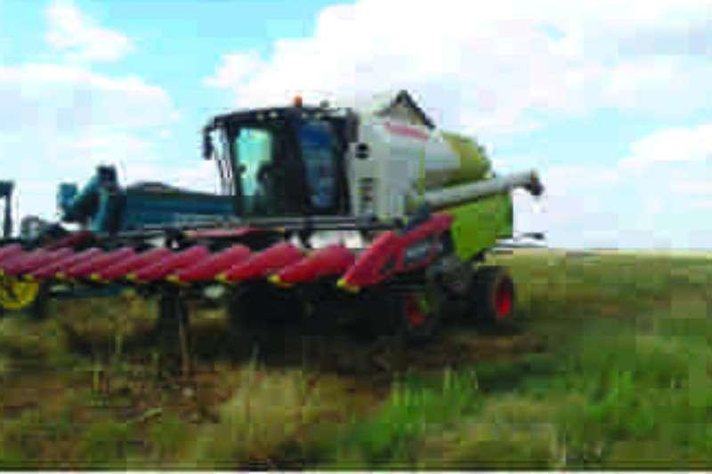 Combines & Harvesters Claas Tecano 480 2012