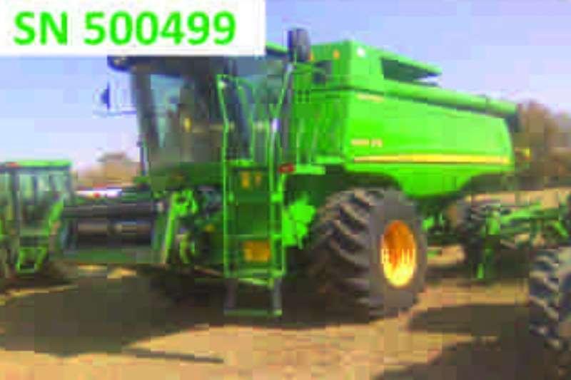 Combines & Harvesters John Deere 9670 STS 2010
