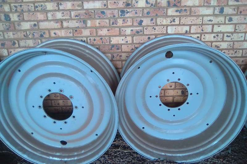 Rear Wheel Rims Components and spares