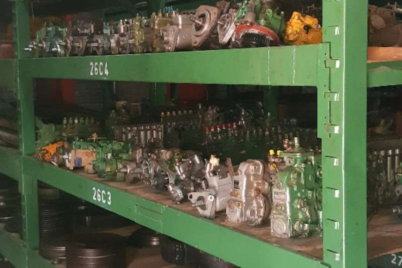 Used Tractor Parts Components and spares