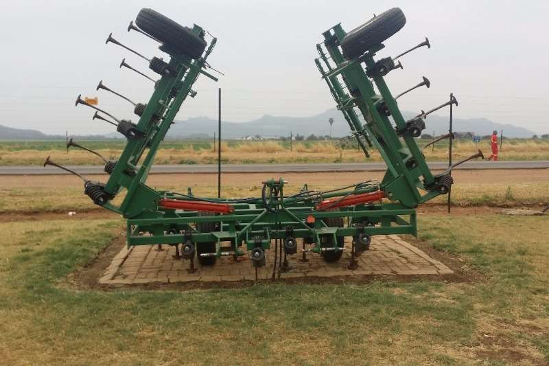 Field cultivators Rovic Leers Trash Fieldspan 7m Cultivators