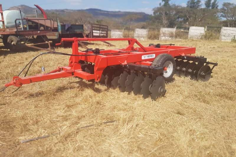 Cultivators Harrows 28 Disc Harrow 2018