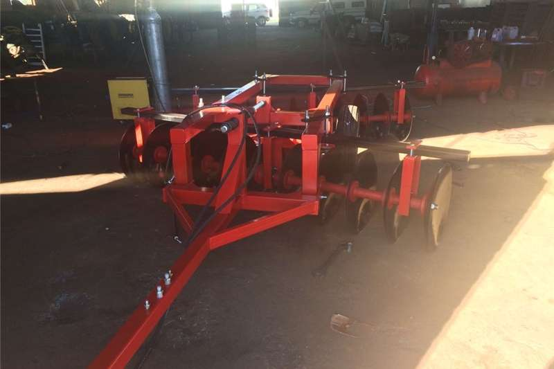 Harrows New hydraulic discs for sale Cultivators