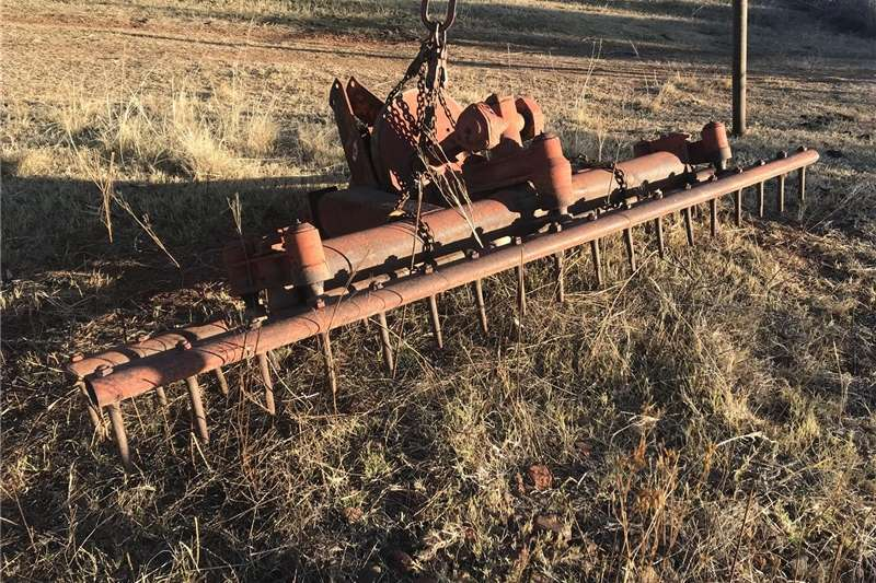 Harrows Vicon Power Harrow Cultivators