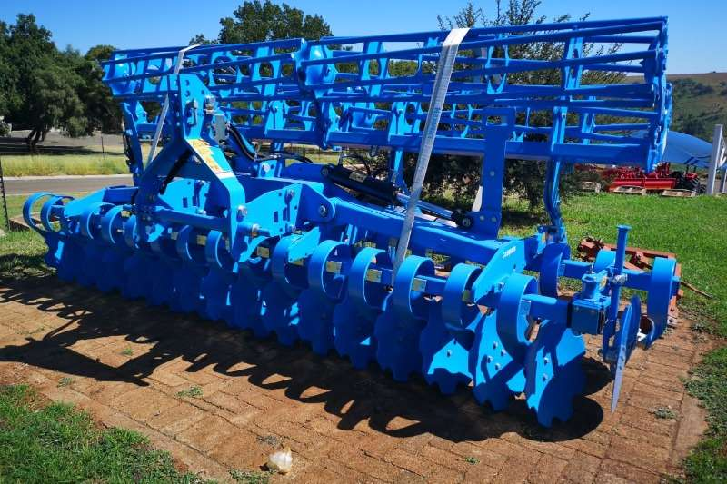 Lemken Heliodor 9/400 K Folding 4meter Cultivators