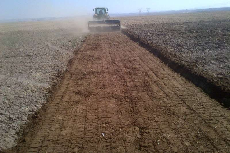 Myburgh Toerusting Other cultivators Rubber rollers Cultivators