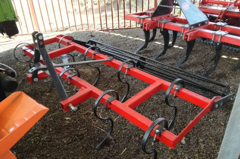 New Spring Cultivator + Roller Cultivators