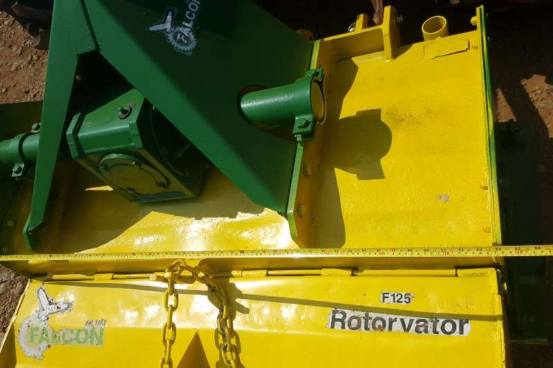 Rotary cultivators Falcon 1.2m Rotorvator with new blades Cultivators