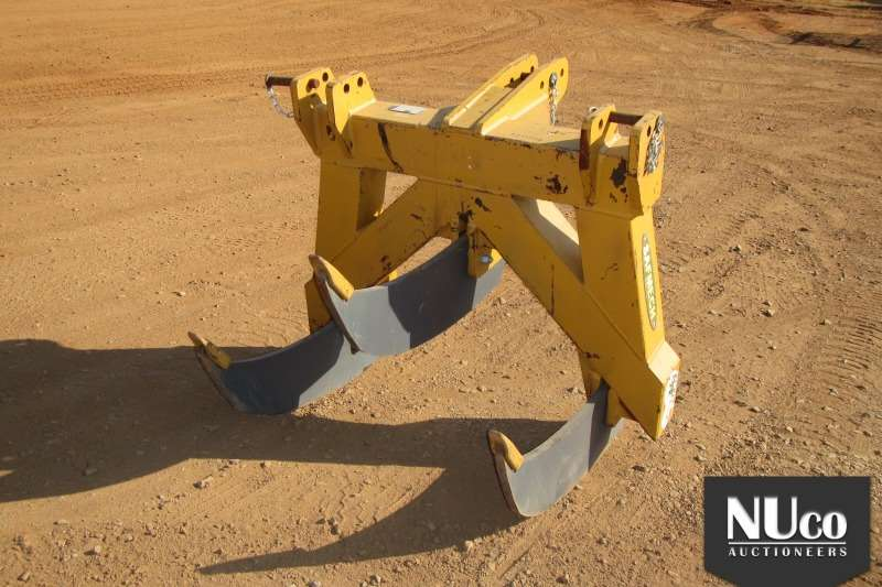 Cultivators SAFMECH 3 TINE HD RIPPER 5X AVAILABLE 2016