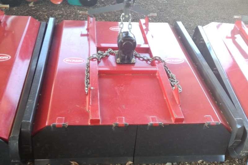 New 1.2 M Slasher Cutters and shredders