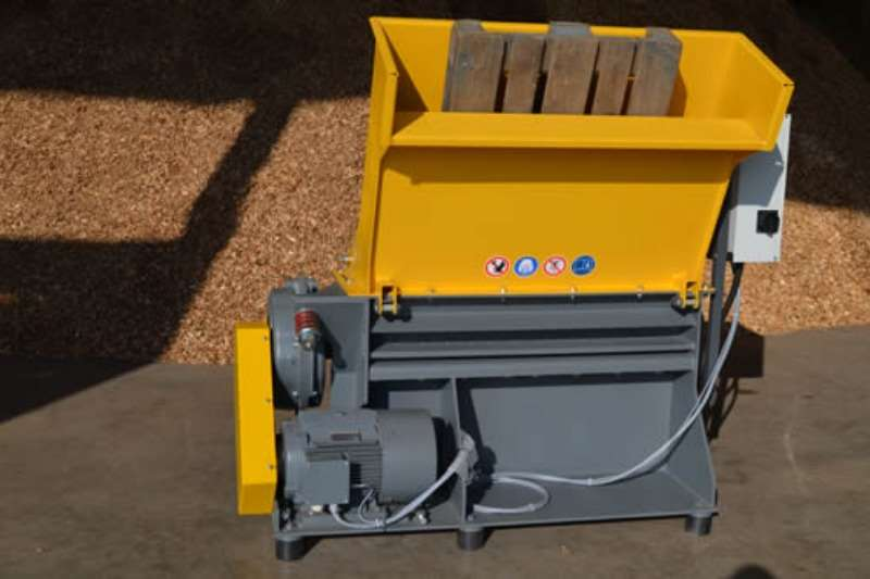 Other cutters and shredders Heizohack Pallet Shredder Cutters and shredders