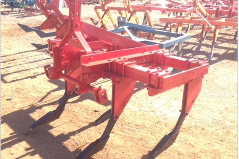 Other cutters and shredders S3135 Red U Make 5 Tine Ripper / 5 Tand Ripper Pre Cutters and shredders